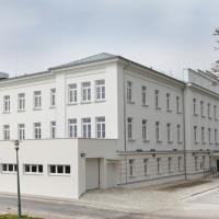 Odnowiony budynek szpitala